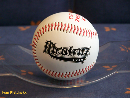 Baseball-bal Alcatraz