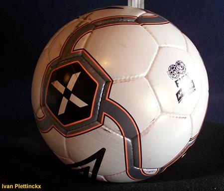 Wedstrijdbal Flanders Soccer Cup 2006