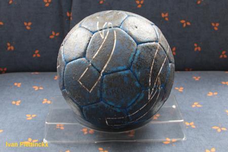 Wedstrijdbal Initia Hasselt - Bocholt