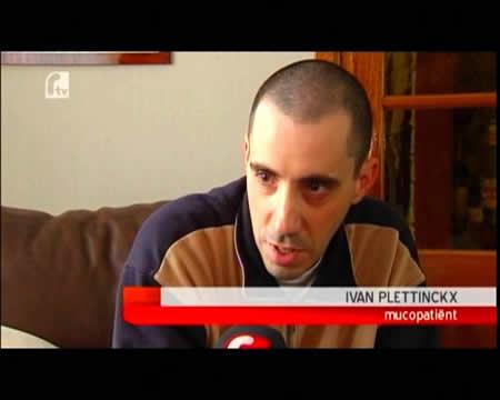 Reportage RTV - Nationale Mucoweek - Wedstrijdballenverzameling
