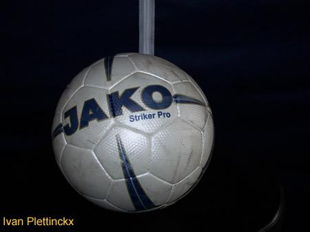 Wedstrijdbal Flanders Soccer Cup 2007