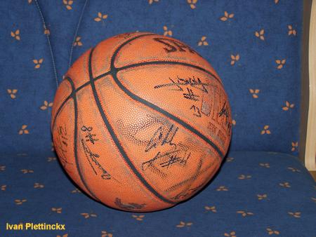 Ondertekende basketbal Dexia Mons Hainaut