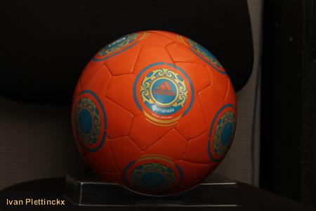 Wedstrijdbal / Game ball Mundialito final Beach Soccer 2010