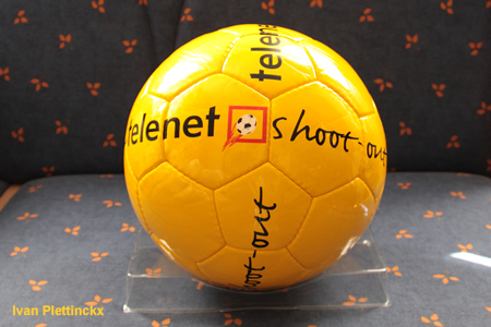 Promotieballen Telenet Shoot Out