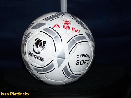Wedstrijdbal ABM Official Soft ROCCM