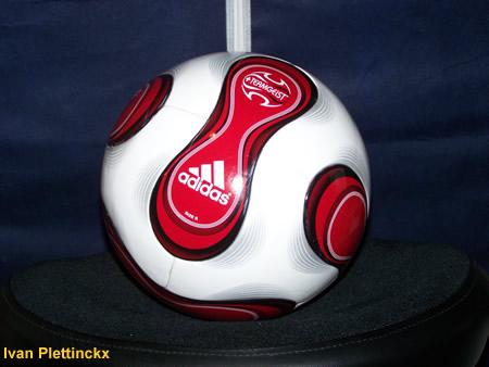 Adidas Teamgeist Anderlecht