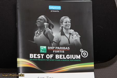 4 wedstrijdballen Best Of Belgium
