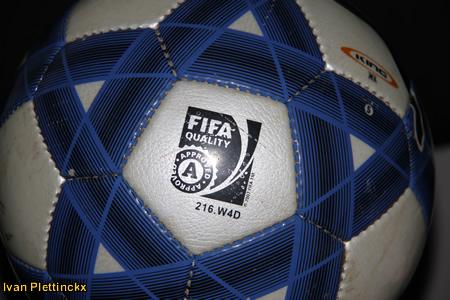 Wedstrijdbal Club Brugge KV