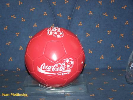 Promotiebal Coca-Cola