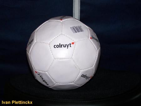 Voetbal Colruyt