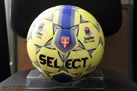 Wedstrijdbal Dilbeek Sport - KVC Willebroek-Meerhof