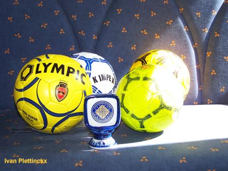 Wedstrijdballen EK Futsal 2008