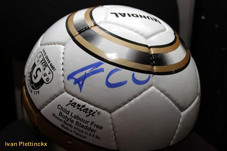 Wedstrijdbal FC Oppuurs - RVC Hoboken