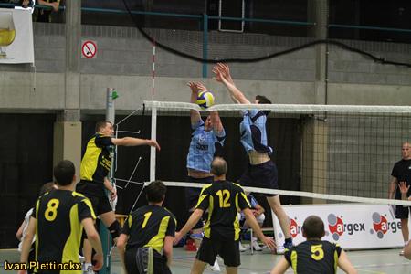 Wedstrijdbal Bekerfinales Volleybal Gewest Antwerpen