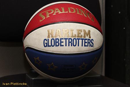 Wedstrijdbal Harlem Globetrotters