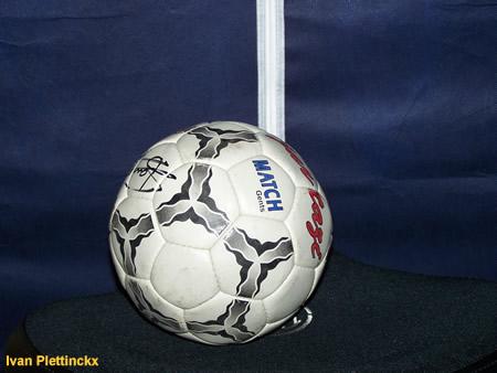 Wedstrijdbal handbal Vlaamse Handbalvereniging