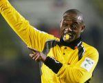 Scheidsrechter Jerome Efong Nzolo