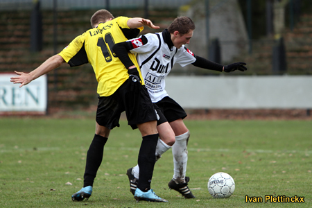Wedstrijdbal K. Berchem Sport - KVC Willebroek-Meerhof