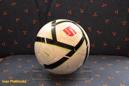 Wedstrijdbal Kwalificatiewedstrijd EK Futsal - België vs Servië