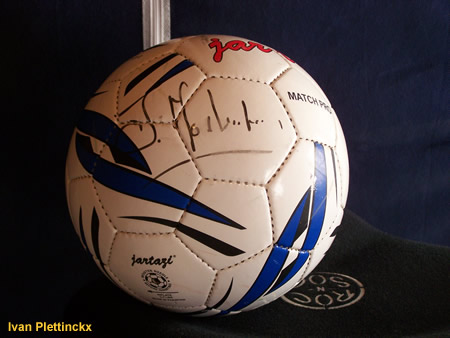 Wedstrijdbal Litto Eurofoot 2007