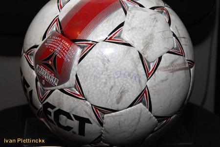 Wedstrijdbal Verbroedering Meldert - KVC Willebroek-Meerhof