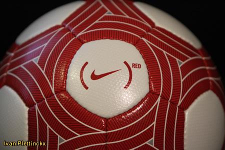 Wedstrijdbal Nike Red Ball