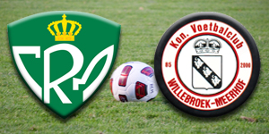 Wedstrijdbal Racing Mechelen - KVC Willebroek-Meerhof