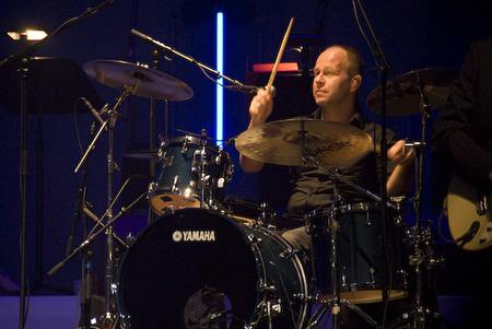 Gebruikte drumsticks Ben Crabbé