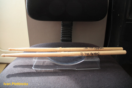 Drumsticks Triple-S - Pop heffen