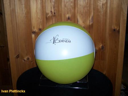 Strandbal Sportdienst Gemeente Bornem
