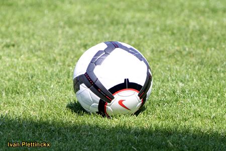 Wedstrijdbal Tempo Overijse - SK Berlare