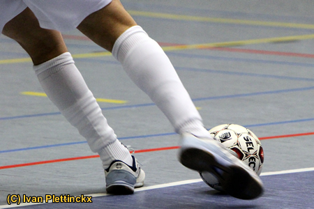 Wedstrijdbal CKB Puurs - MM Wavre