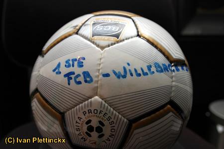 Wedstrijdbal FC Blaasveld - WSV
