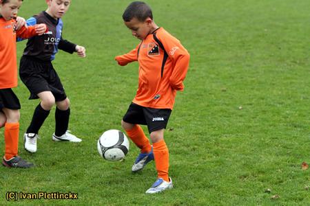 Wedstrijdbal Herfsttornooi Duiveltjes 2011
