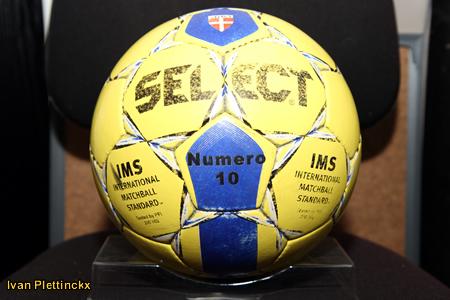 Wedstrijdbal K Reet SK - Willebroekse S.V.