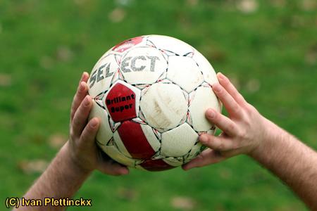 Wedstrijdbal SK Peulis - WSV